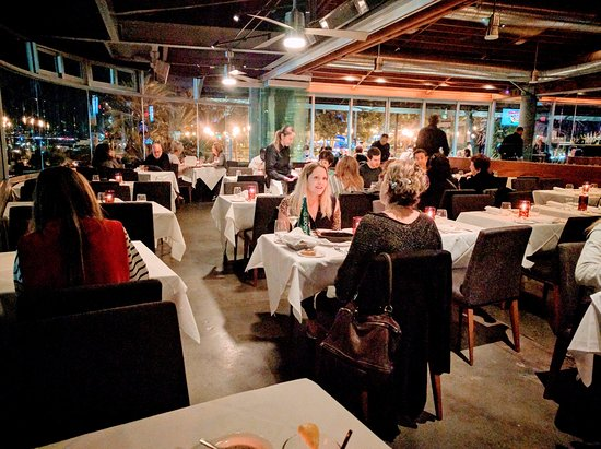 Dining Room Of The Lobster In Santa Monica Ca Picture Of