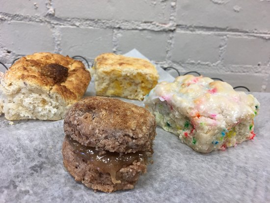 Starkville, MS: The Biscuit Shop