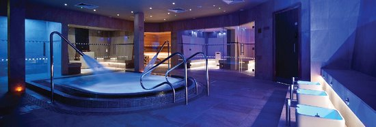 New pics of the inside spa