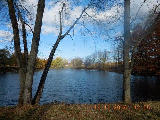 New Windsor, Estado de Nueva York: Beautiful lake