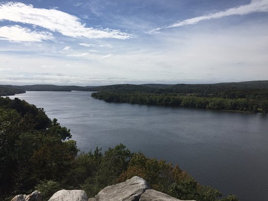 East Haddam, CT: View from Gillette Castle
