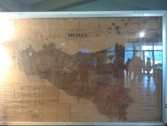 Kind Of Unique Museum In Sicily Insights Into Sicilys Geological