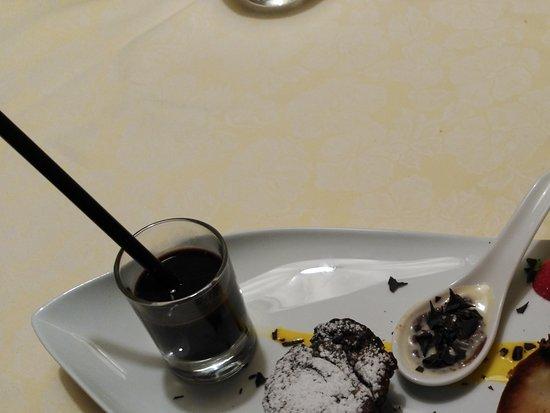 Noventa Padovana, อิตาลี: El camino de chocolate