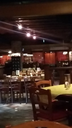 La Fornace: Sala interna