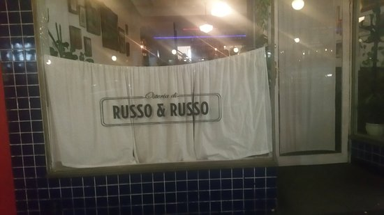 Enmore, Australie : Russo & Russo shopfront