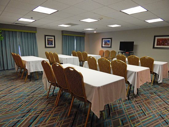Burkburnett, TX: Meeting Room