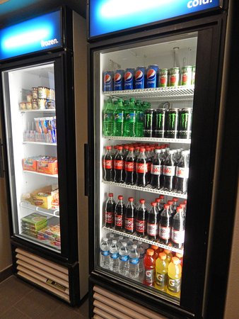 Burkburnett, TX: Suite Shop Vending