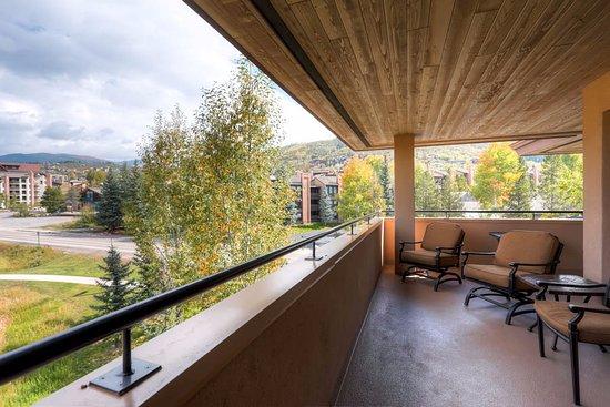 Canyon Creek Condominiums: View Example