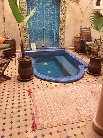 Riad Jonan Indoor Plunge Pool
