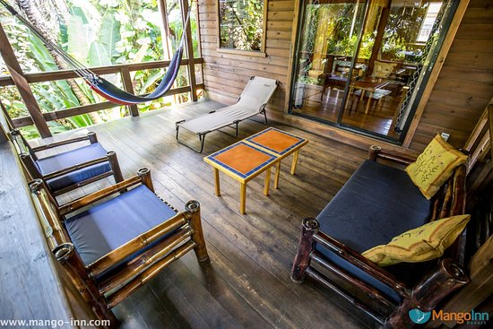 Mango Inn Resort: Terrace Deluxe Cabin