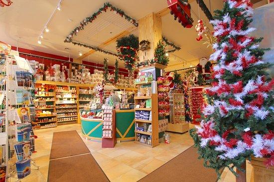 noel eternel boutique nol eternel main entrance - Noel Christmas Store