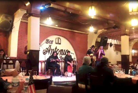 Don Antonio : Un Excelente Show!!!