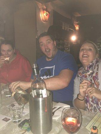 Fahan, Ireland: The Railway Tavern & Firebox Grill
