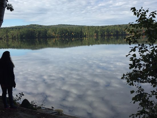 Chocorua, NH: A walk in the clouds