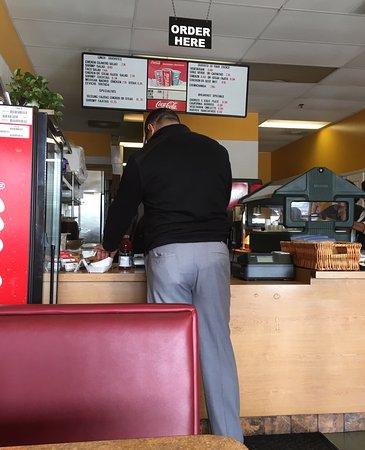 Морено-Вэлли, Калифорния: Interior shots of Cucina Mexicana.