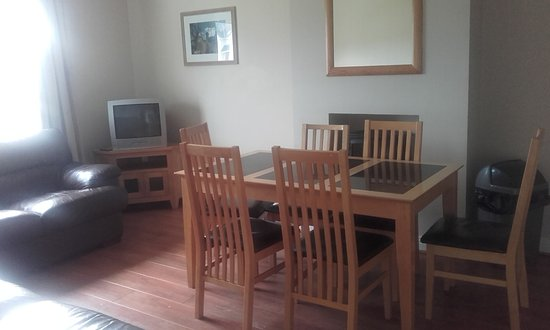 Quality Hotel & Leisure Center Youghal: Living Area