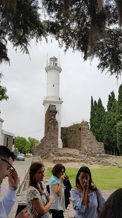 Faro de Colonia del Sacramento Photo