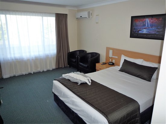 Blackheath, Australien: Large and roomy main room