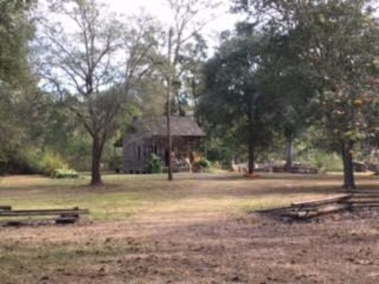 Saint Martinville, LA: Old cabin