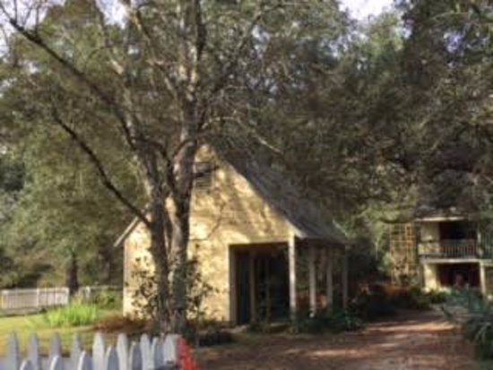 Saint Martinville, LA: The Guest House