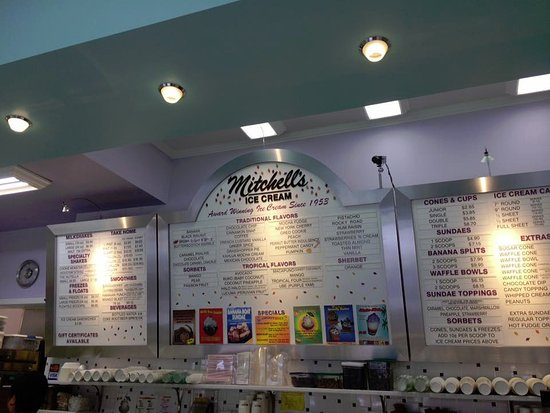 Photo of Mitchell's Ice Cream in San Francisco, CA, US