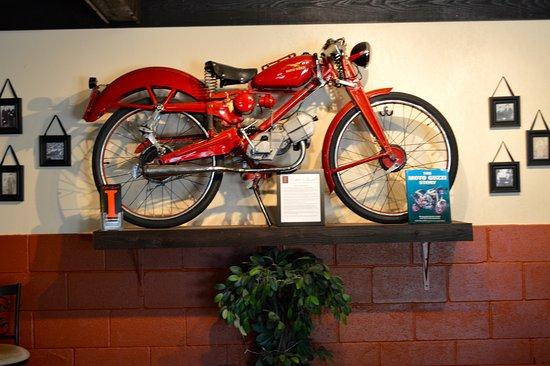 Fallbrook, Califórnia: motoguzzi