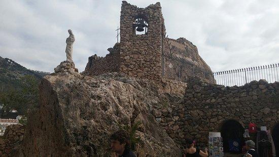 Capella Virgen de la Pena