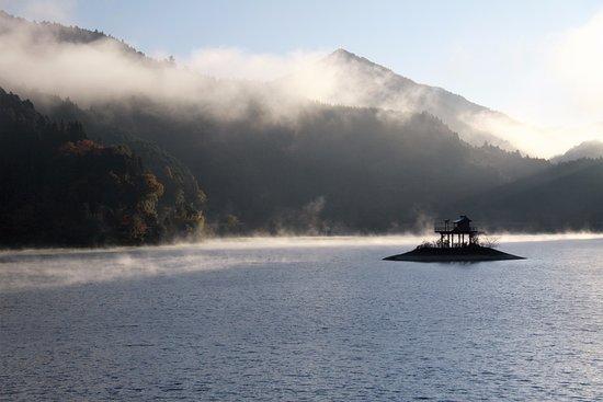 Ikuno Ginzan Lake / Ikuno Dam