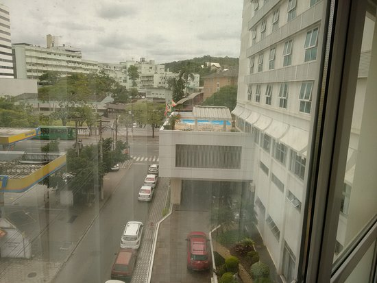 Hotel Plaza Blumenau Photo