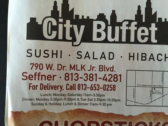 Seffner, FL: address