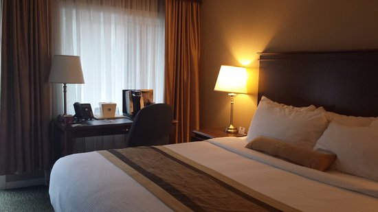 Kingston, Canada: clean suite