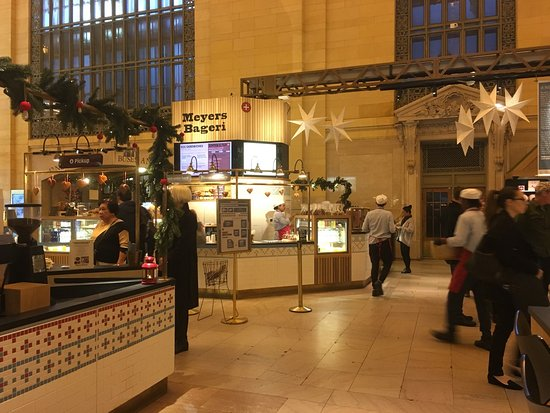 Great Northern Food Hall part of the food hall - picture of great northern food, new york