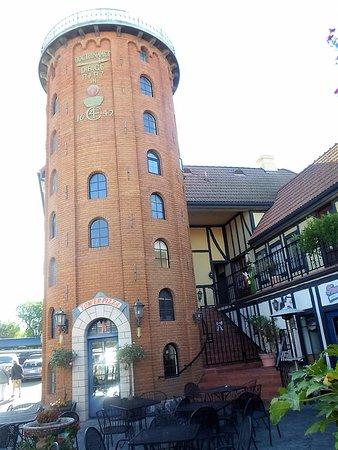 King Frederik Inn: The replica of the Tower in Copenhagen