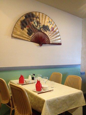 Ying Wah: Inside cafe