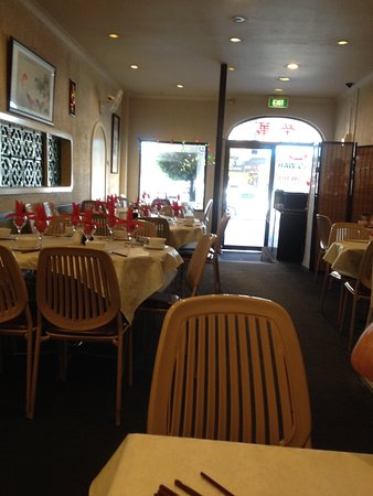 Balgowlah, Australien: Inside cafe