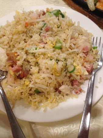 Ying Wah: Special fried rice