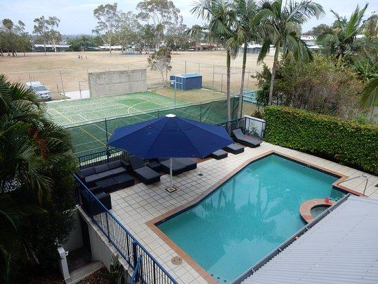Raffles Mooloolaba: Nice pool area