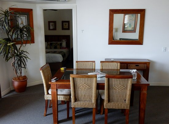 Raffles Mooloolaba: Comfortable apartment
