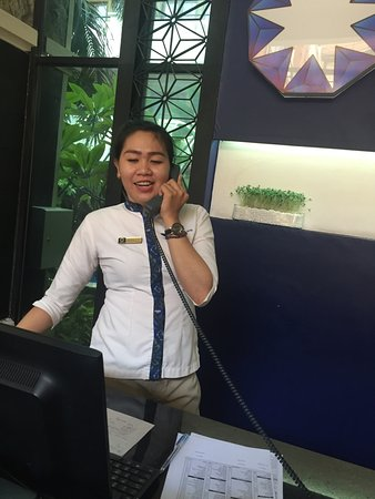 Permata Kuta Hotel by Zeeti International: Permata Kuta is my third home in my life... I met lots of kind people here. Starting from in the