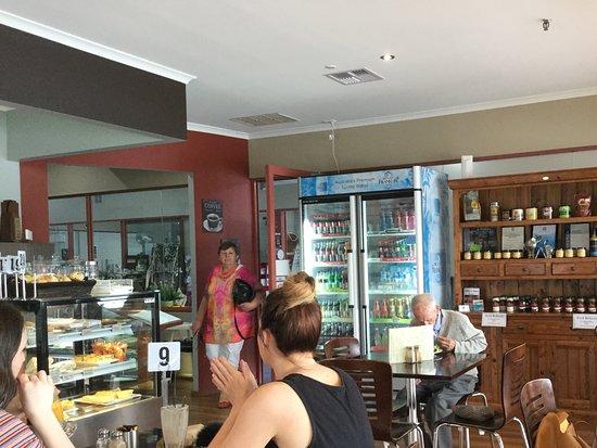 Kerang, Australien: Dining area