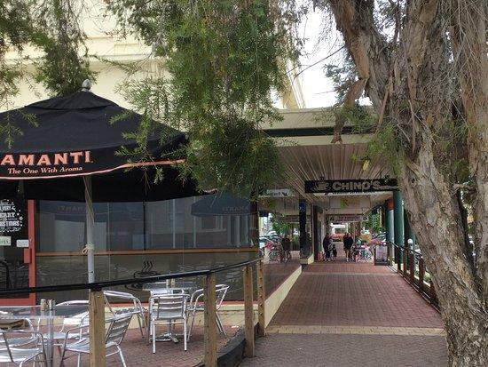Kerang, Australien: St view