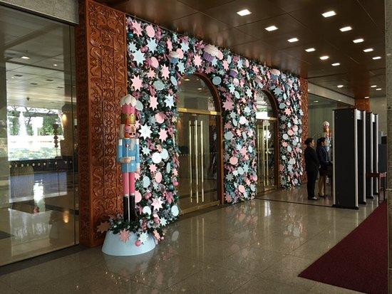 Edsa Shangri-La: Lobby