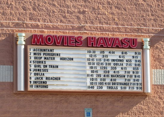 Lake havasu city movies
