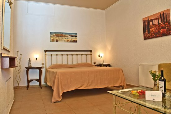 Aegiali, Greece: Exclusive Rooms