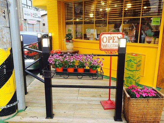 Nonsan, Sør-Korea: 돈까스 맛있음
