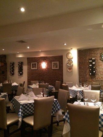Scarlatto Restaurant New York City