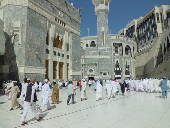 Safa to Marwa: Masjidil Haram and The House of Saudi Kingdom.