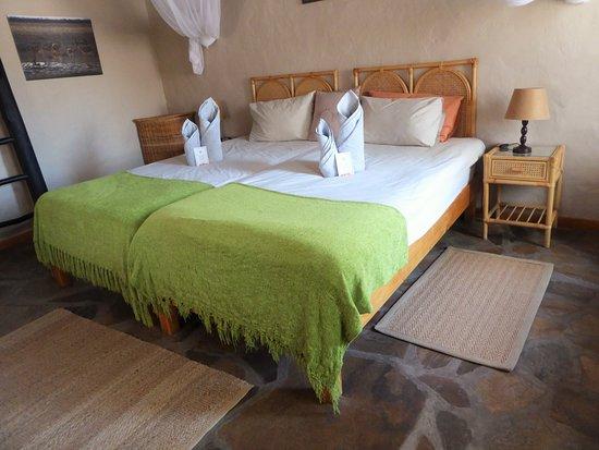 Karibib, นามิเบีย: Schöne Zimmer