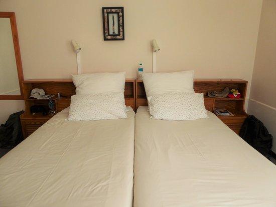 Hotel Pension d'Avignon: Saubere Zimmer