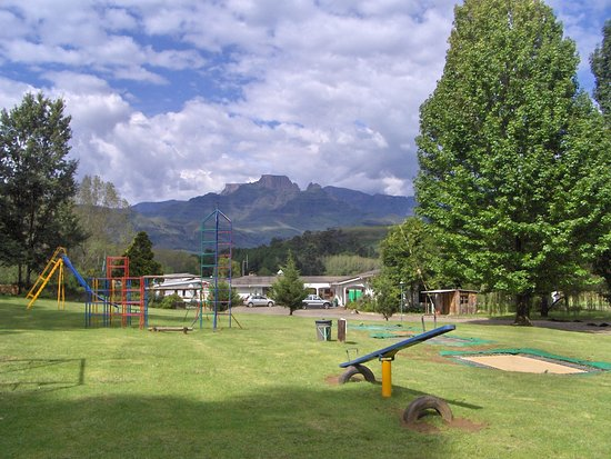 Dragon Peaks Mountain Resort: Play ground